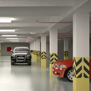 Автостоянки, паркинги Большого Козино