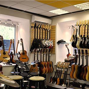 Музыкальные магазины Большого Козино
