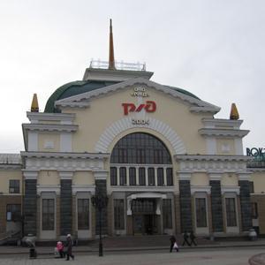 Железнодорожные вокзалы Большого Козино